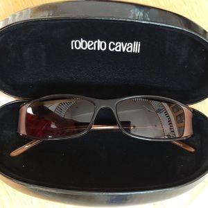 NEW Roberto Cavalli Women Small Sunglasses IN BOX
